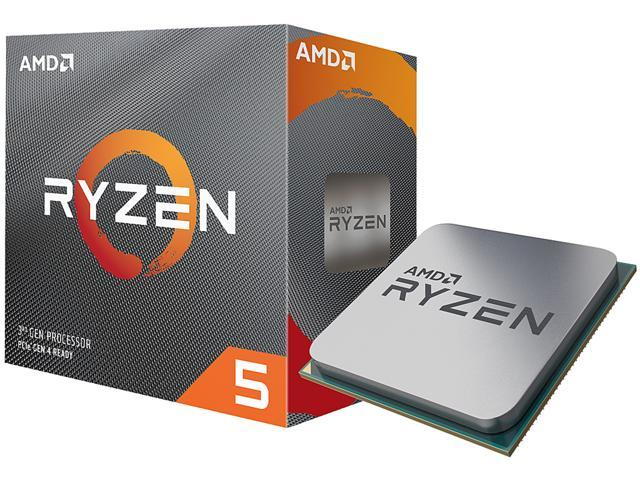 Processador AMD Ryzen 5 3600 Cache 32MB 3.6GHz(4.2GHz Max Turbo) AM4, Sem Vídeo