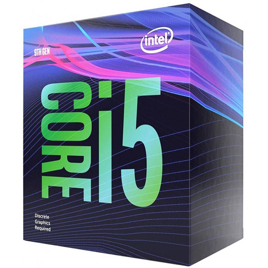Processador Intel Core i5-9400F Coffee Lake, Cache 9MB, 2.9GHz (4.1GHz Max Turbo), LGA 1151, Sem Víd