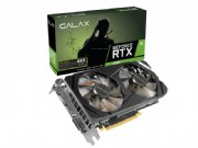 Placa de Vídeo Galax RTX 2060 6GB DDR6 One Click OC - 26NRL7HPX7OC